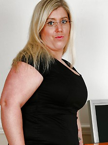 Bionda Matura Super Sexy