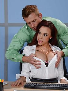 Chanel Preston Breast Keep This Quiet