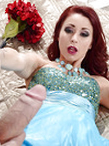 Xhamsters Com - Big-Tittied Wife Monique Alexander Ends Up With