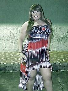 Trans Caderona Culona