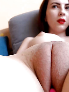 Pretty Teen Sellapink Focuses Her Cam On Her Glorious Mound! Fre