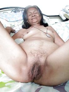 My Lesbian Filipina Grandma And Gf's