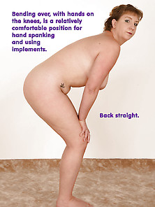 Positions For Spanking