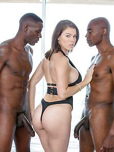 Peta Jensen [Blacked] Interracial Bbc