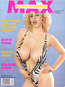 Europe Di Chan Vintage Adult Magazine Covers