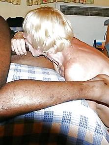 Un Amigo Negro Coge A Mi Rubia Madura