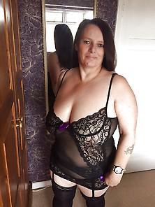 British Bbw Granny With Huge Tits