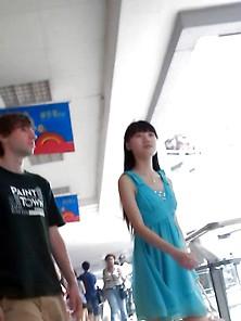 Chinese Girl Upskirt