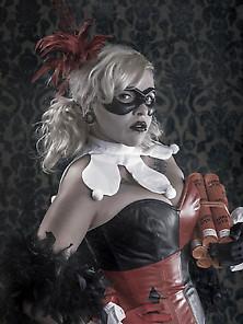 Cosplay -14 Harley Quinn