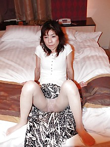 Asian Mature I Would Love To Fuck 5