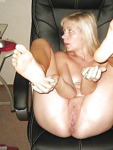 Milf And Gilf Feet