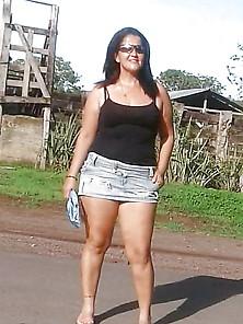 Mari S -Gitana Madurita Piernuda Caderona Caliente Sabrosa