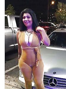 Jessica L P -Gitana En Licra Casada Sabrosa Culona