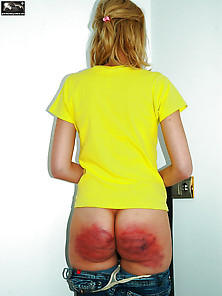 As Requested,  Spanked Girls The Aftermath.