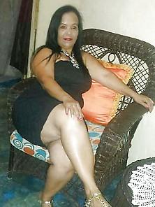 Piernuda Y Culona