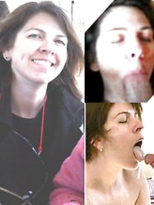 She Loves A Mouthful Of Cock And Squirting Cum In Her Mouth!