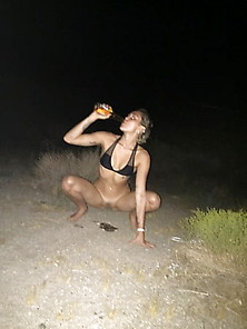 Miley cyrus piss