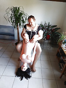 Tender Sex With My Rubber Doll