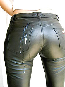 Leather Jeans.  Do It For You Or Not?
