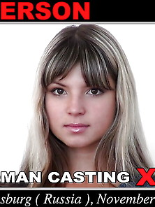 Gina Gerson - Real First Casting