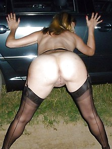 Outdoor In Ff Nylons