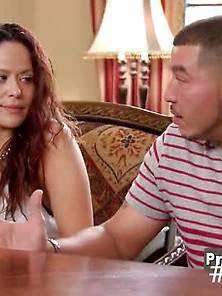 Nervous Swingers Engage In Hot Action With Other Couples In The
