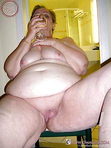 Granny pics fat 7 Photos