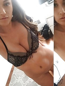 Amateur Selfies Of The Perect Size Tits