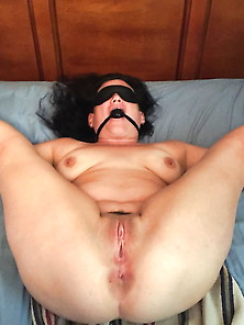 Submissive Wife Speculum Gyno Medical Bondage