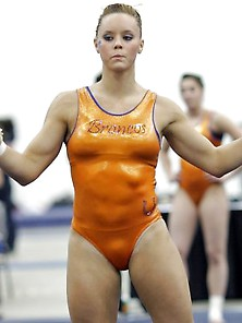 Smooth-Shaven Gymnast