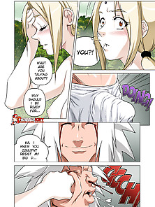There's Something About Tsunade