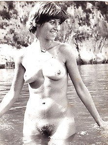 Vintage pics hairy These Girls