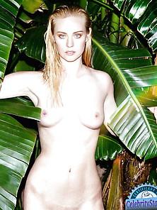 Ann nude deborah gaetano QVC underwear
