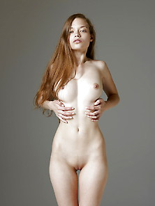 Redhead Fuck-Doll With Sweet White Body