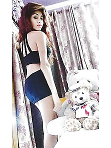 19 Year Old Slim Skinny Tiny Indian Teen Non Nude
